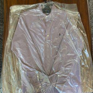 Ralph Lauren men's long sleeve dress shirt